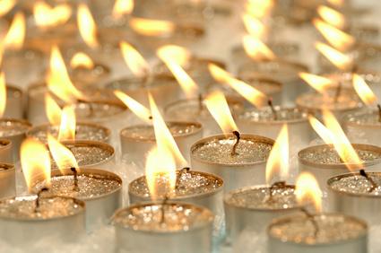 Die Kerze – Liebe, die das Herz erhellt.